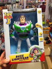 Disney Toy Story  Buzz Lightyear Action Figure DIY Set Boy Gift  Light Sound Toy