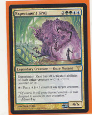 MTG Magic 1 x Dissension Rare   EXPERIMENT KRAJ   Creature  Never played