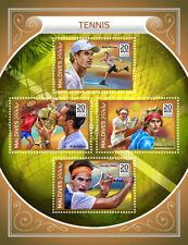 Z08 MLD18215a MALDIVES 2018 Tennis MNH ** Postfrisch