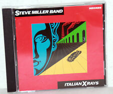 CD Steve Miller Band-Italian x rays