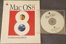 MAC OS 8 - Deutsch