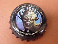 IRON MAIDEN CHAPA BOTTLE CAP ビール BEER TAPPI BIER BIRRA ПИВО 啤酒 CERVEZA BIERE-8