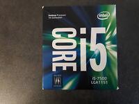 Intel i5-7500, 3,4 GHZ, 6MB Cache, LGA1151 (inkl. Lüfter) NEU