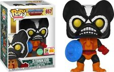 Funko Pop Masters Of Th Universe Stinkor SDCC 2018 Exclusive CONFIRMED