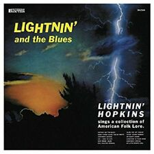 Lightnin' Hopkins Lightnin' And the Blues CD Expanded Edition 30 Tracks 2016 NEW