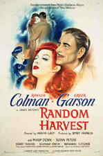 Random Harvest  - 1942 - Ronald Colman Greer Garson LeRoy Vintage Drama DVD