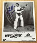 The Honky Tonk Man Signed Autograph 8x10 Photo WWF WWE WCW ECW NWA HOLOGRAM COA