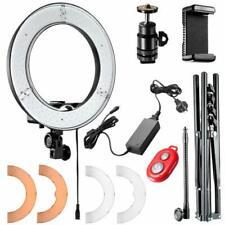 Neewer 10091146 12 Inch Inner/14 Inch Outer LED Ring Light Floor Kit