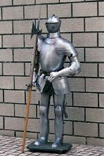 Tragbare Ritterrüstung Rüstung Ritter Armour Höhe192cm komplett zum anziehen Nr9