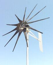 WIND TURBINE WIND GENERATOR 900 WATT 11 blade LOW WIND 48 VOLT AC 3-W