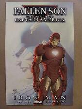 Fallen Son The Death of Captain America #5 Marvel 2007 Turner Variant 9.6 NM+