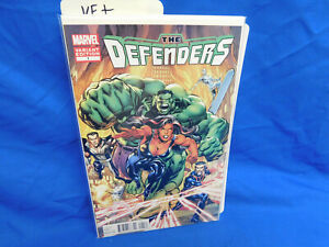The Defenders #1 (2012) 1:25 Art Adams Variant Red She Hulk VF+