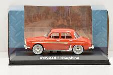 """RENAULT DAUPHINE 1956 IXO 1/43 NEUF EN BOITE """"LA DAUPHINE DE MON PÈRE"""""""