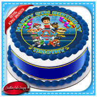 SOCCERBALL A4 Edible Icing Birthday Cake Party Decoration Topper #3