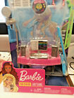 Barbie Career Places Musician Recording Studio Playset with Accessories New DV91