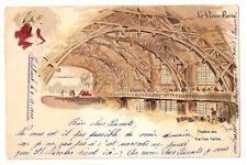 FRANCE 1631-LE VIEUX PARIS -Theâtre des Vieilles Halles (1900)