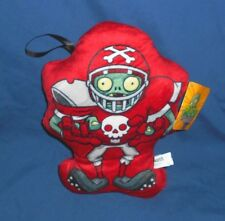 RARE PLANTS VS ZOMBIES FOOTBALL PLUSH TOY PILLOW HALLOWEEN DECORATION PROP NWT