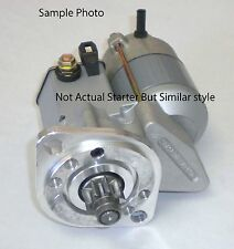 AMC / International Mini Super High Torque Starter 3.3L 199, 3.8L 232,  L6