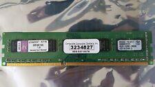 Kingston 8GB PC3-12800 DDR3-1600MHz non-ECC Unbuffered CL11 KVR16N11H/8