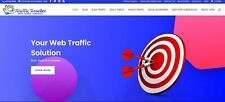 Traffic Reseller Shop Wordpress Websitewoocommerce Ready