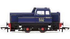 Hornby R3482 Classe 4dh Sentinel Dh16 0-4-0 Decauville dans un MSC Bleu Livrée