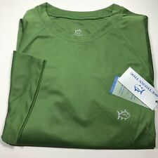 Southern Tide Men's Short Sleeve  T3 Tee. Tide To Trail Willow Sz.L. MSRP $42.00