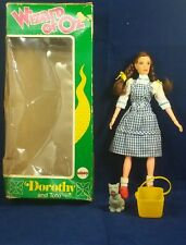 DOROTHY FROM WIZARD OF OZ DOLL BY MEGO