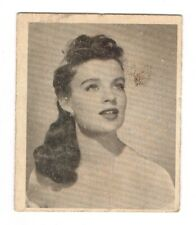 1948 Bowman Movie Stars trading card #19 Helena Carter grades about Good