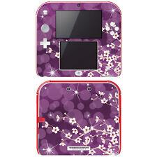 Vinyl Skin Decal Cover for Nintendo 2DS - Plum Tree Blossom