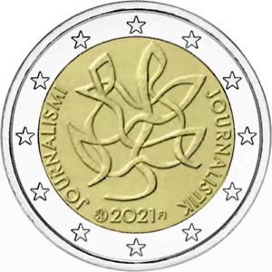 FINLANDIA 2 EUROS 2021 CONM. - PERIODISMO Y COMUNICACION -