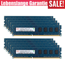 For Hynix 4GB DDR3 1333MHz PC3-10600 240PIN CL9 DIMM Desktop Speicher RAM LOT
