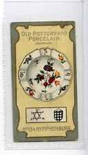 (Jd7671) LEA,OLD POTTERY & PORCELAIN 3RD,NYMPHENBURG,1912,#134
