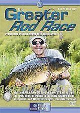 Greater Rod Race (DVD, 2007, 3-Disc Set)
