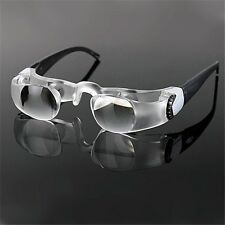 MaxTV Binocular TV Screen Magnifying Glasses Focusing Glasses Magnifier for Low