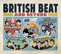 Various Artists - British Beat & Beyond / Various [New CD] UK - Import