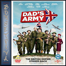 DADS ARMY - THE BRITISH EMPIRE STRIKES BACK  *BRAND NEW DVD***