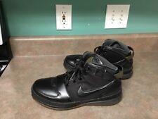 2008 Nike Zoom LeBron 6 VI The Six 346526 001 Black Gold Basketball 10.5 (CON15)