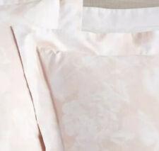 Pottery Barn Monique Lhuillier Garden Rose Sateen Sham Standard Blush- 3 Avail-