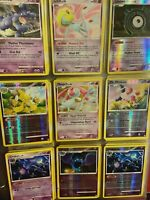 Vintage Pokemon Binder lot - Holo, Reverse Holo, 1st Edition & More!