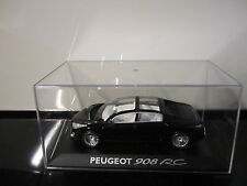 PEUGEOT 908 RC - ESC.-1/43 - CONCEPT CARS COLLECTION - ALTAYA
