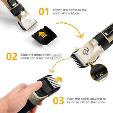 Rechargeable Low-noise Pet Hair Trimmer Electrical Pet Hair Clipper for Cat Dog