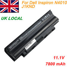 9 Cell Laptop Battery for Dell J1KND Inspiron N3010 N4010 N5010 M5010 N5110