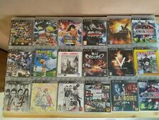 Playstation 3 Games Japanese region PS3