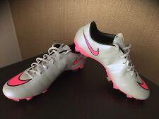 deb59f071 Nike Mercurial VELOCE II Sg-pro Wolf Grey/hyper Pink/black UK Size
