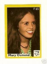 Marie Osmond . Vintage Pop Rock Music Matchbox Label