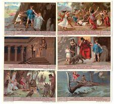 """Liebig Bilder Serie 1012 """"Orpheus"""""""