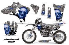 YAMAHA WR 250/450F Graphic Kit AMR Racing # Plates Decal Sticker Part 05-06 CSBU