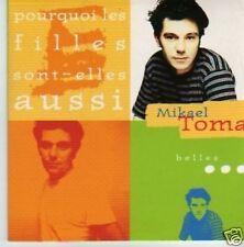(415P) Mikael Toma, Pourquoi Les Filles - 1997 CD