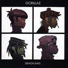Gorillaz Demon Days CD Album in Very Good Condition