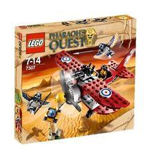 LEGO® 7307 Pharaohh´s Quest Duell in der Luft, Flugzeug ab 7 Jahren neu & ovp